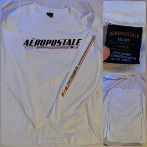 90s Aēropostale Long Sleeve Shirt